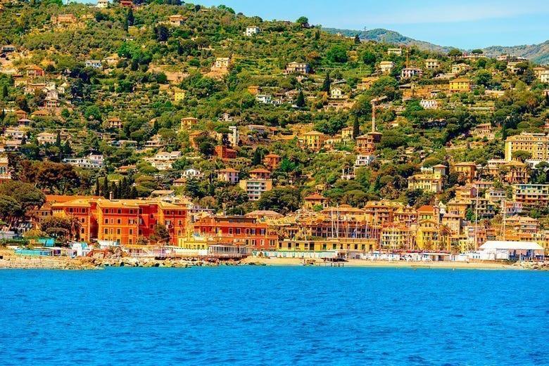 Excursión por Génova y Santa Margherita Ligure para cruceros