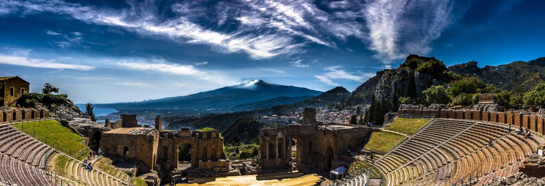 Excursión al Etna y Taormina