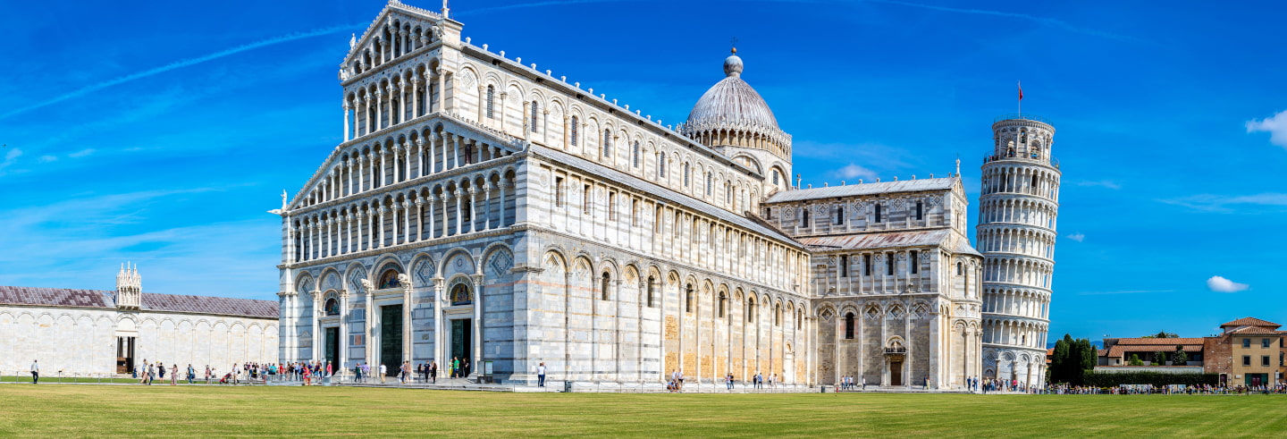 Pisa and Lucca Bus Trip