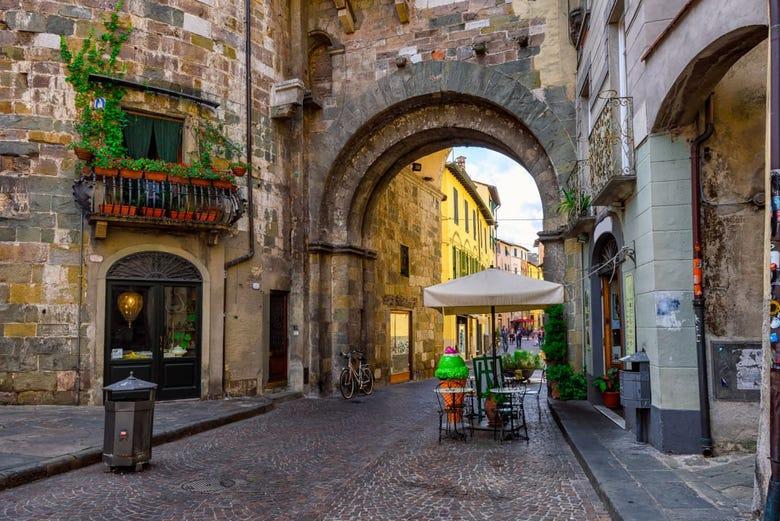 Excursión a Pisa y Lucca por libre