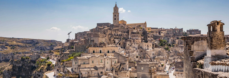 Excursión a Grottaglie y Matera
