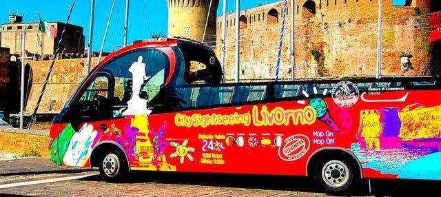 Autobús turístico de Livorno