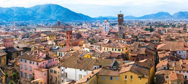 Excursión a Lucca y Pisa