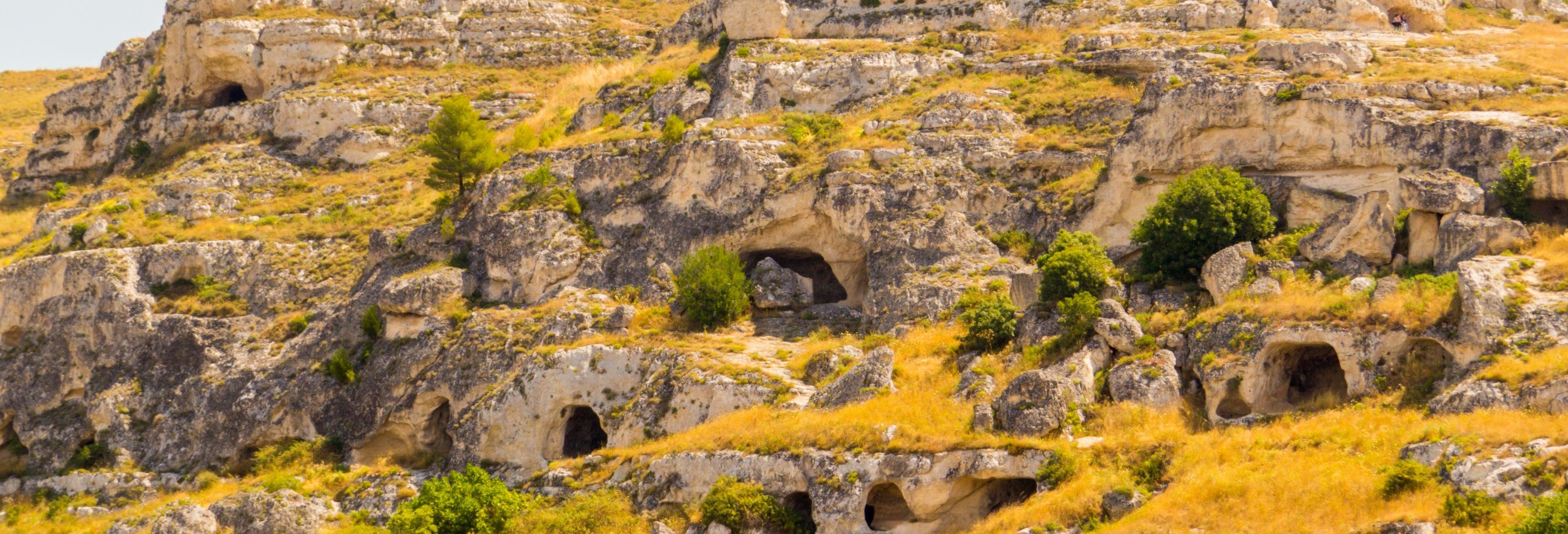 Excursão ao parque das igrejas rupestres