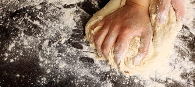 Taller de pan italiano