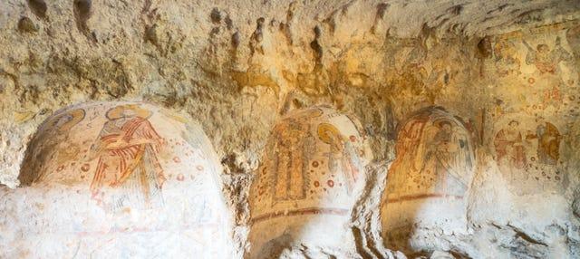 Tour por la Cripta del Pecado Original