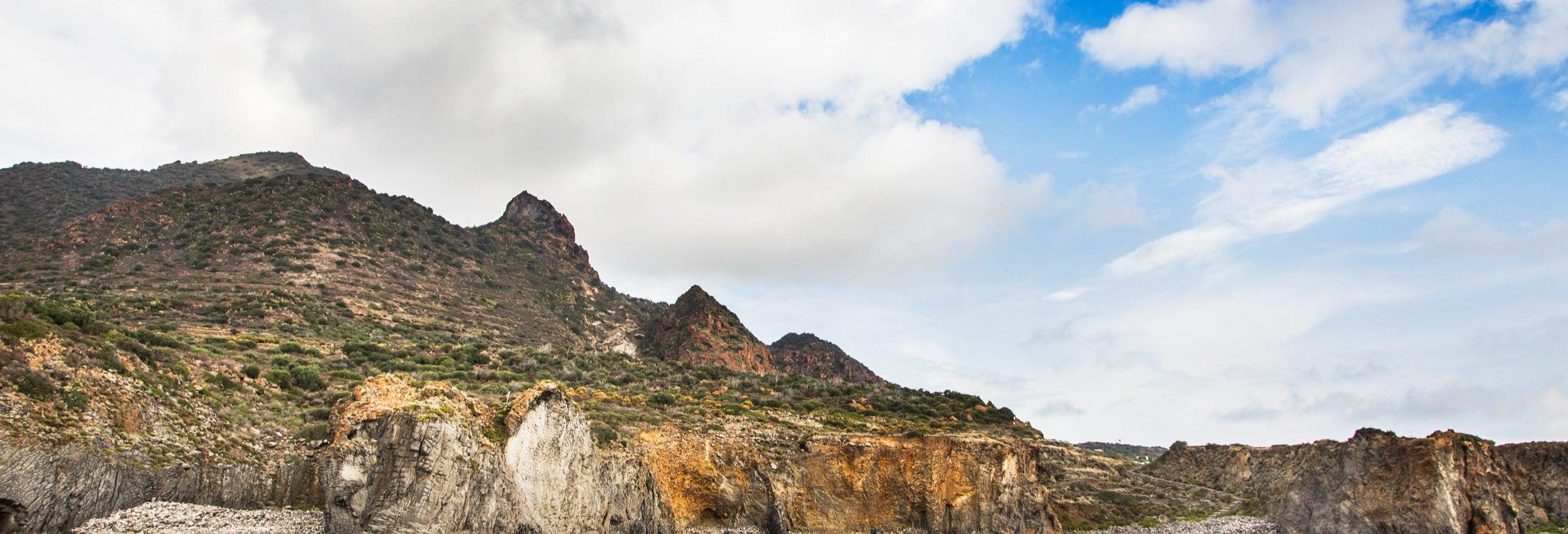 Excursión a Panarea y Estrómboli en barco