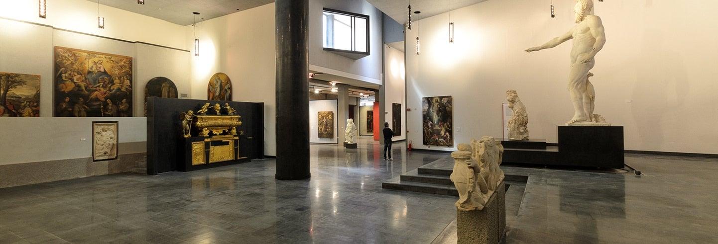 Tour pelos museus de Messina