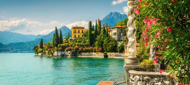Excursión al Lago Como