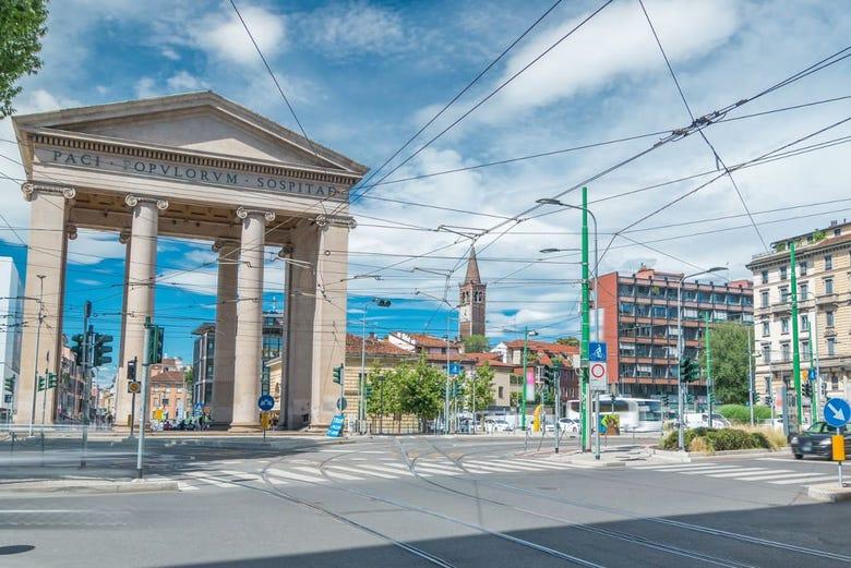 Alquiler de motos en Milán
