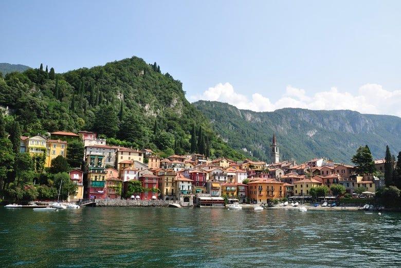 Excursión al Lago de Como y Bellagio
