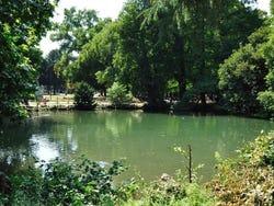 Jardines p blicos de mil n el segundo parque m s grande for Jardines de poni