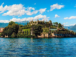 ,Excursión a lago Maggiore