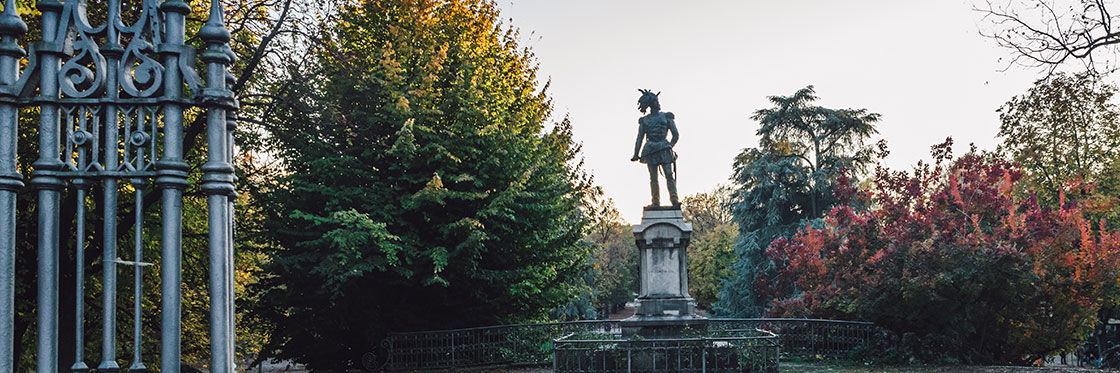Jardins Publics de Milan