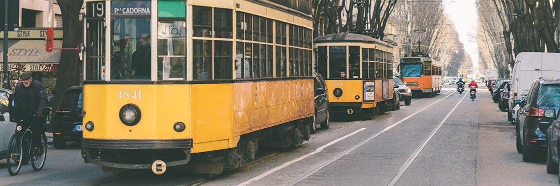 Trasporto a Milano