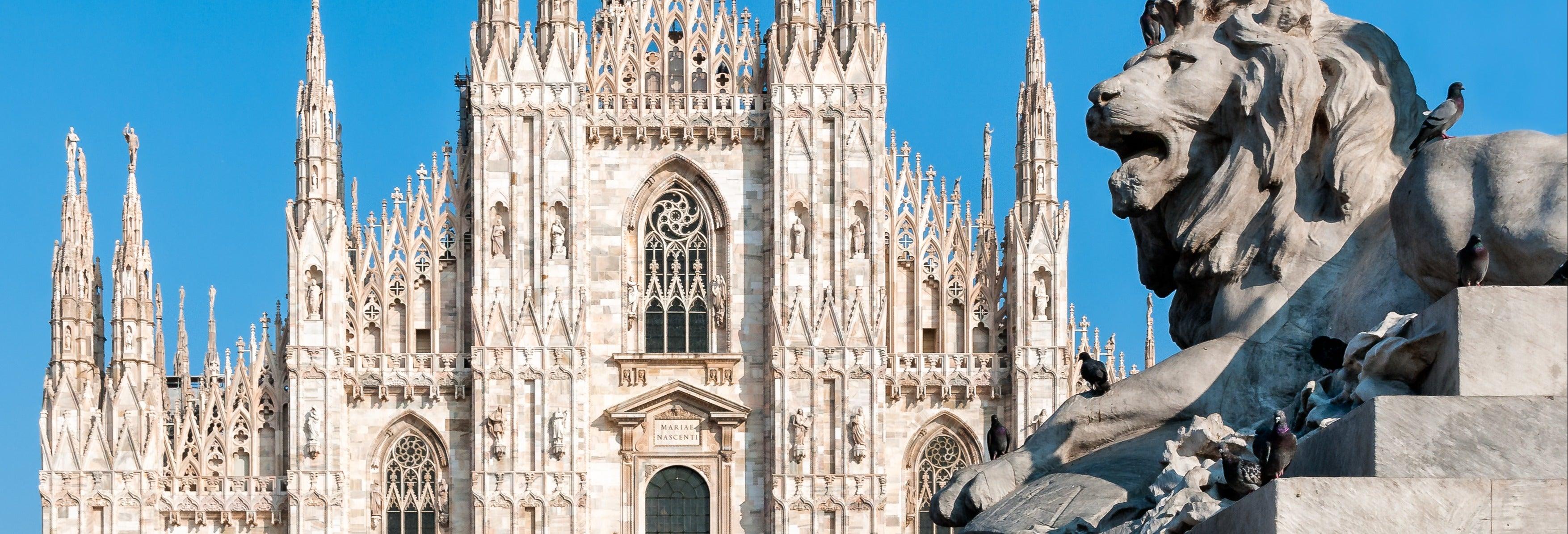 Tour dos fantasmas de Milão