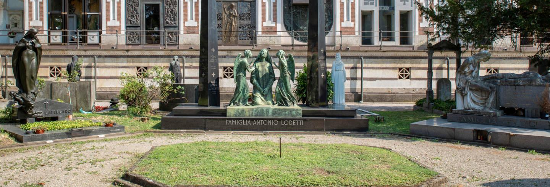 Tour privado pelo Cemitério Monumental