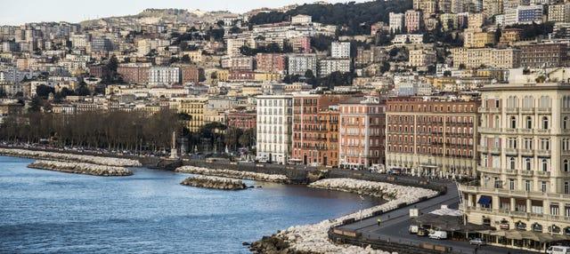 Autobus turistico di Napoli