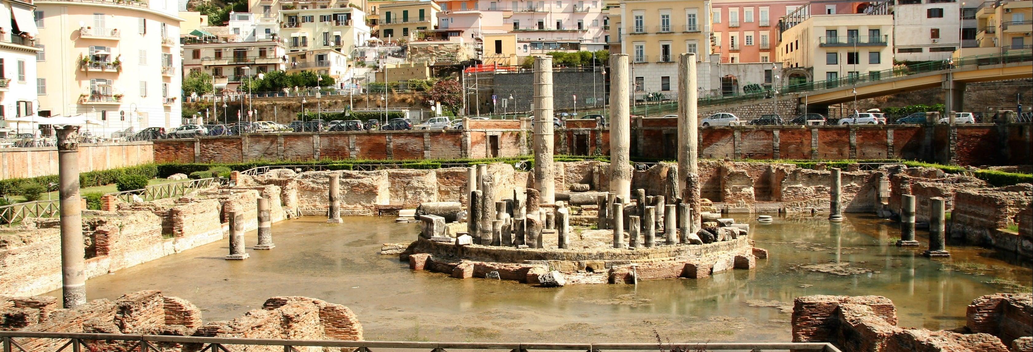 Excursión a Pozzuoli