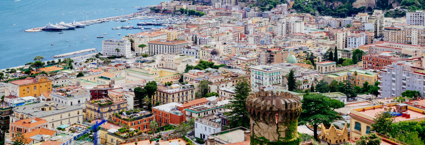 Free Tour of Naples Viewpoints & Vicoli