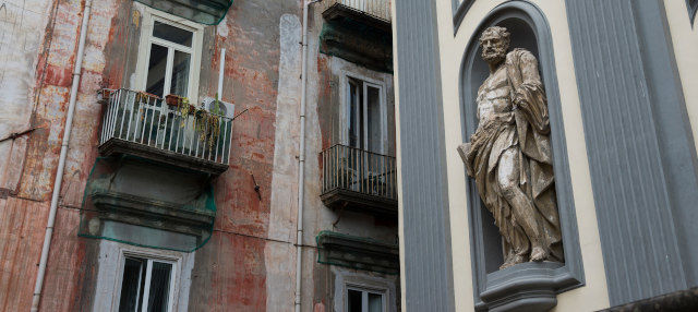 Free tour por el Nápoles antiguo ¡Gratis!