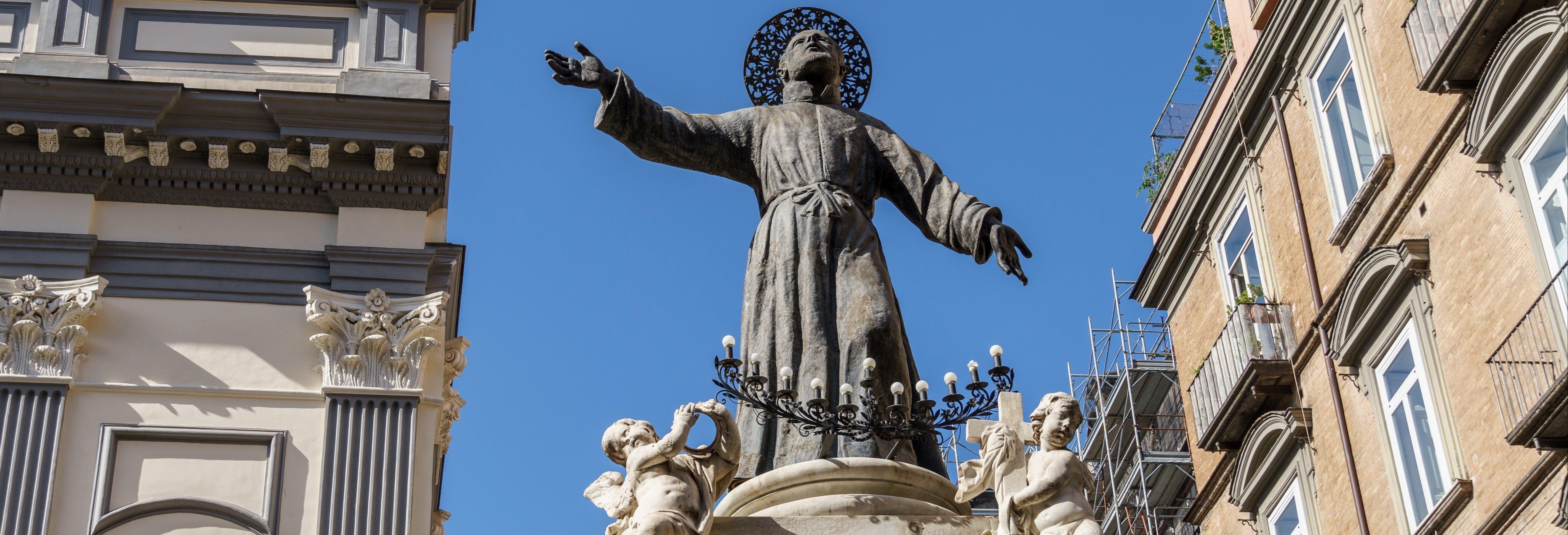 Free tour dans le Vieux Naples. C'est gratuit !