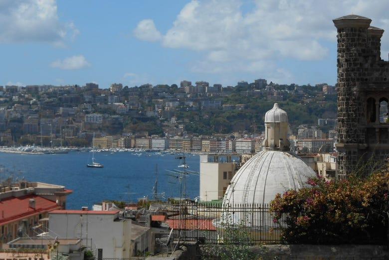 Free tour por los miradores y callejones de Nápoles ¡Gratis!