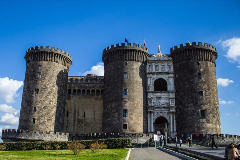 Visita guiada por Nápoles