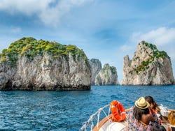 ,Excursión a Capri