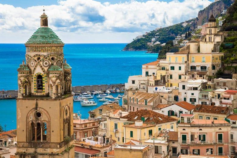 Escursione ad Amalfi da Napoli - Prenotazione a Civitatis.com