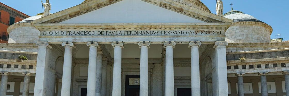Basilique San Francesco di Paola