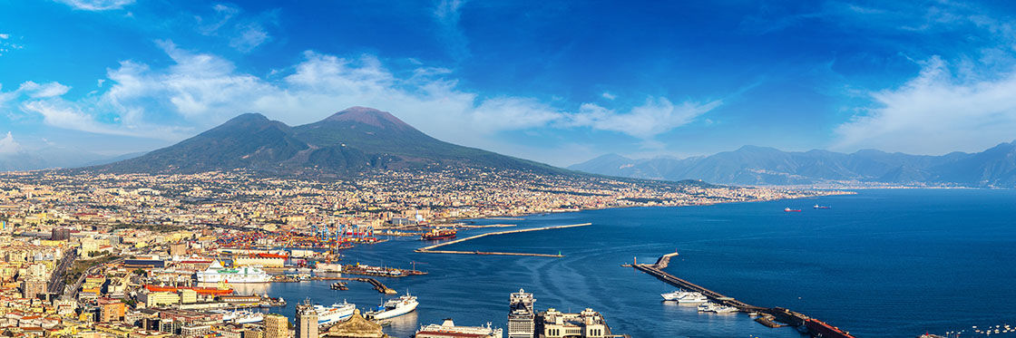 Comment se rendre à Naples