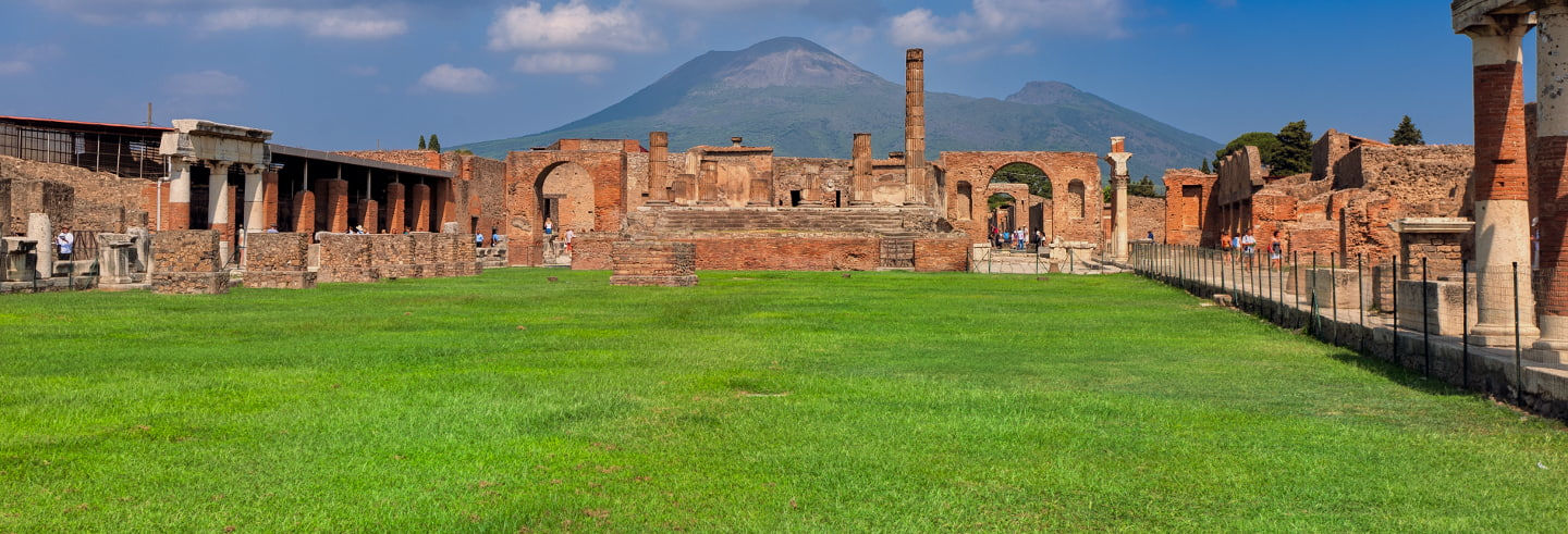 Tour por Nápoles y Pompeya para cruceros