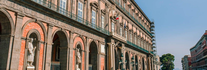 Visita guiada por el Palacio Real + Túnel de Borbón
