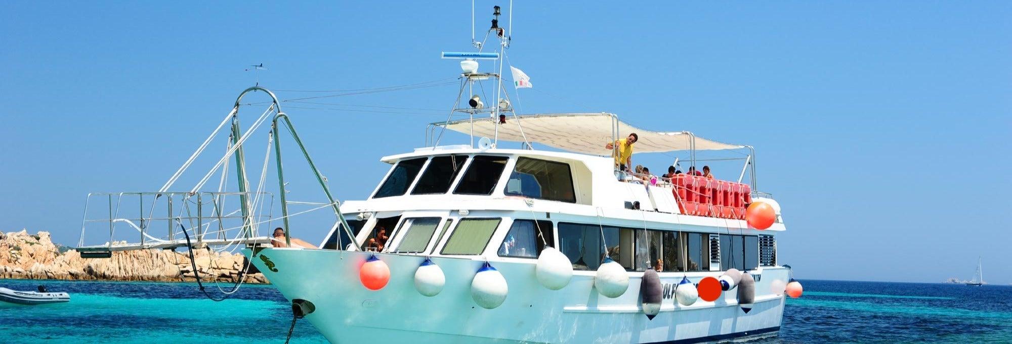Cruzeiros pelas ilhas de La Maddalena