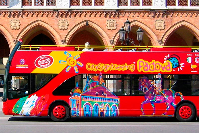 Autobús turístico de Padua