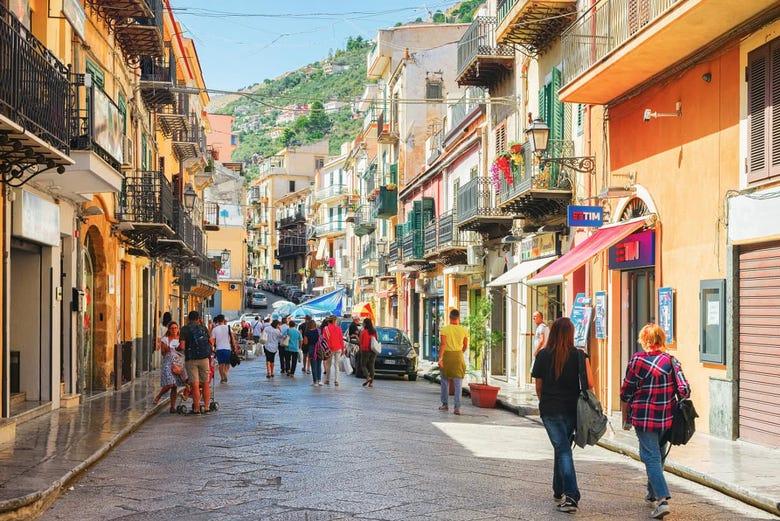 Circuito de 7 días desde Palermo a Taormina