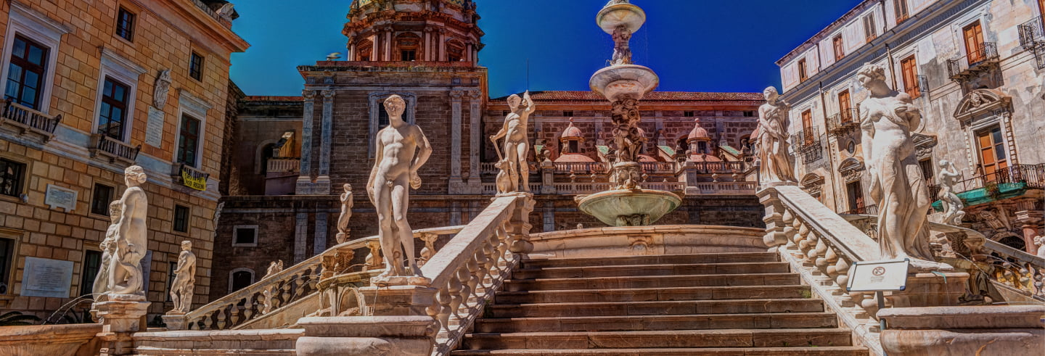 Tour por Palermo para cruceros