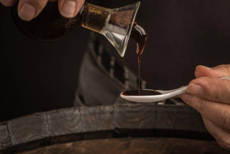 Tour privado a una fábrica de vinagre balsámico
