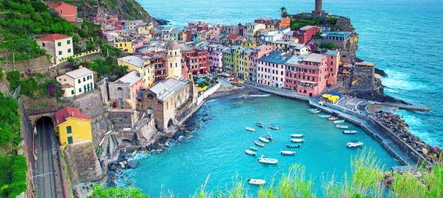 Excursión a Cinque Terre y Porto Venere