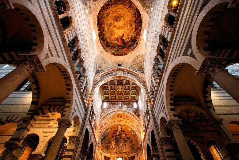 Visita guiada a la Catedral y la Plaza de los Milagros