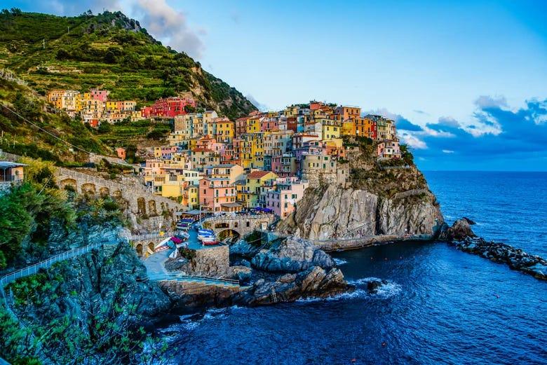 ,Excursión a Cinque Terre