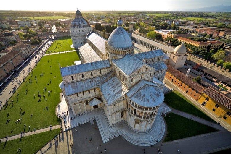 Tour privado por Pisa