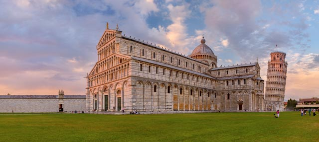 Tour privato di Pisa