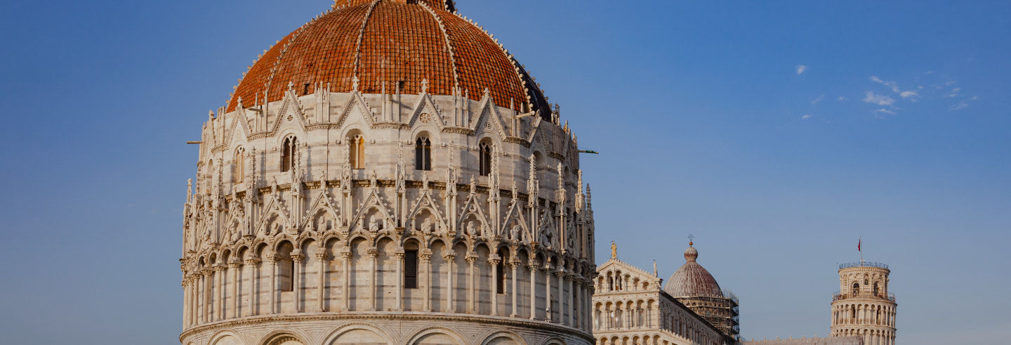 Pisa Cathedral, Baptistery & Leaning Tower Tour