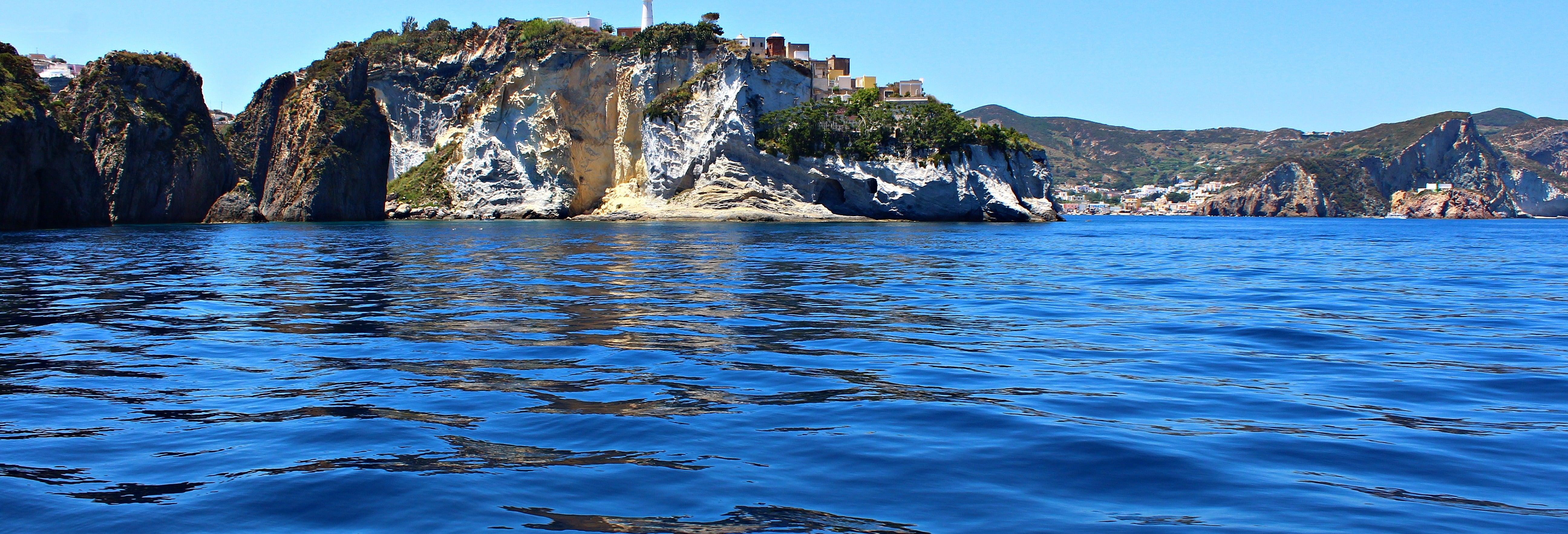 Croisière sur l'île de Ponza