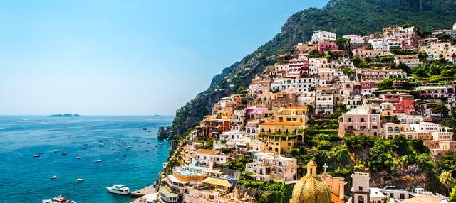 Escursione alla Costiera Amalfitana
