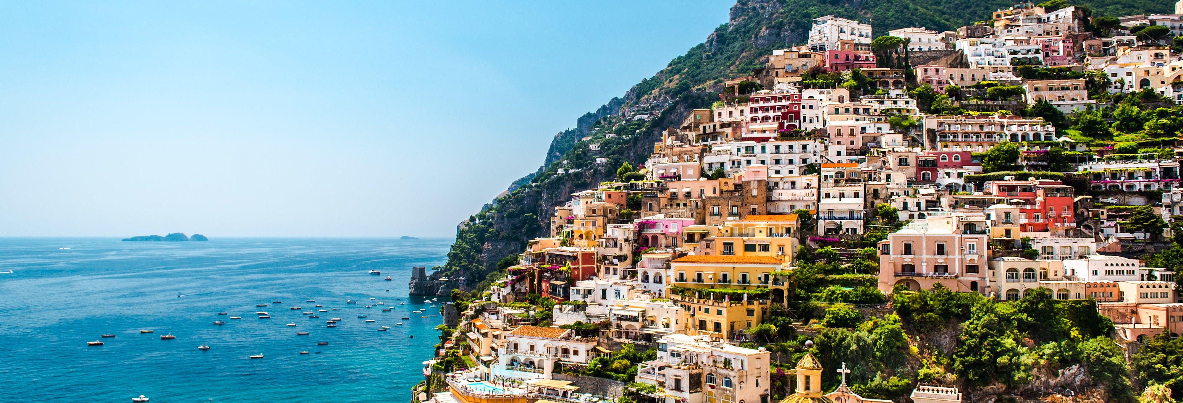 Excursión por la Costa Amalfitana