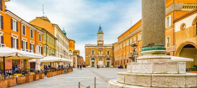 Visita guidata di Ravenna con biglietti