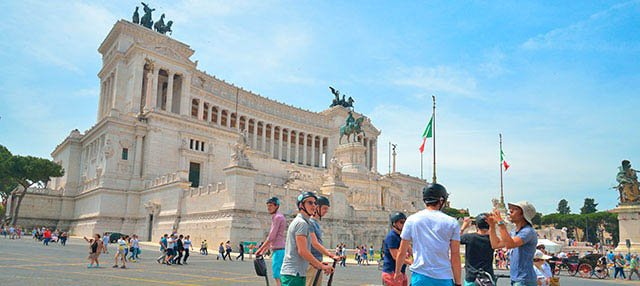 Tour en Segway dans Rome